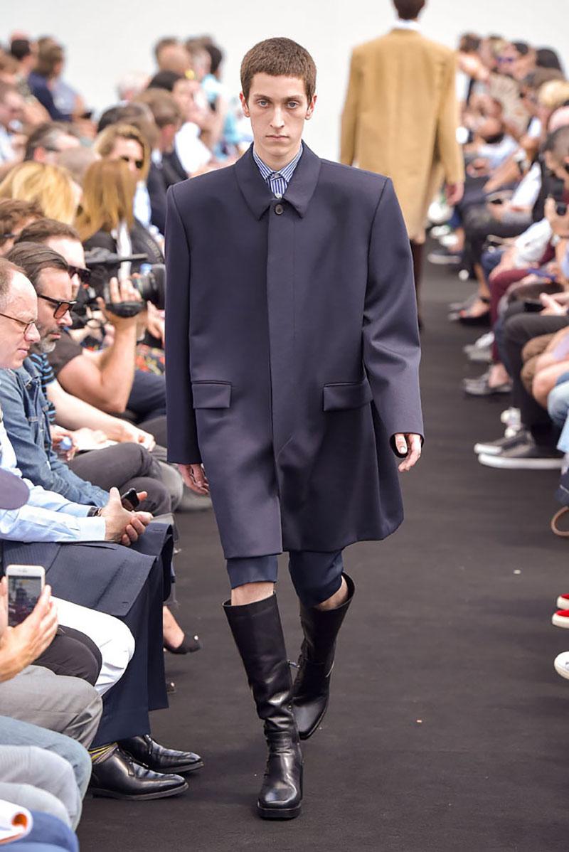 Balenciaga show, spring summer 2017, Paris Men's Fashion Week, France - 22 June 2016