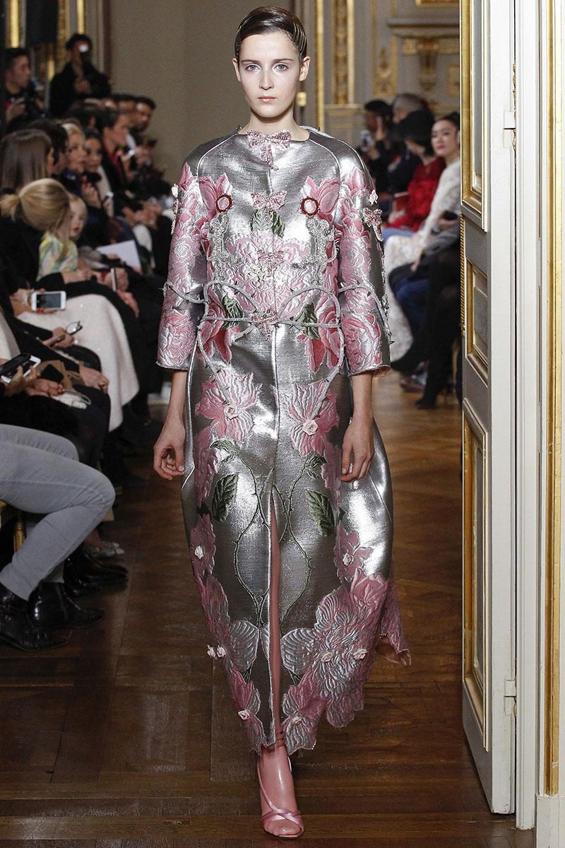 Francesco Scognamiglio Couture Spring 2017
