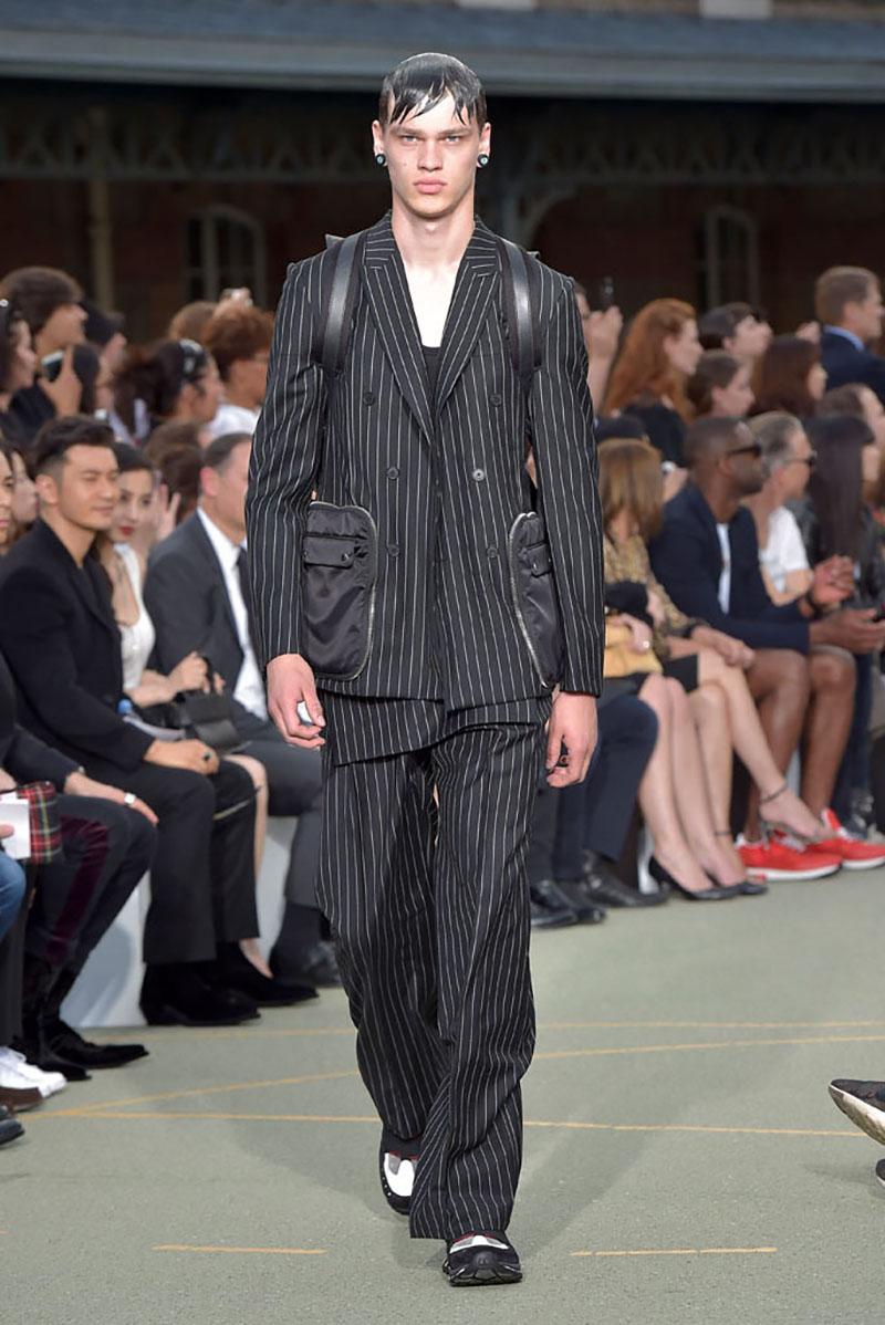 Givenchy show, spring summer 2017, Paris Men's Fashion Week, France - 24 June 2016