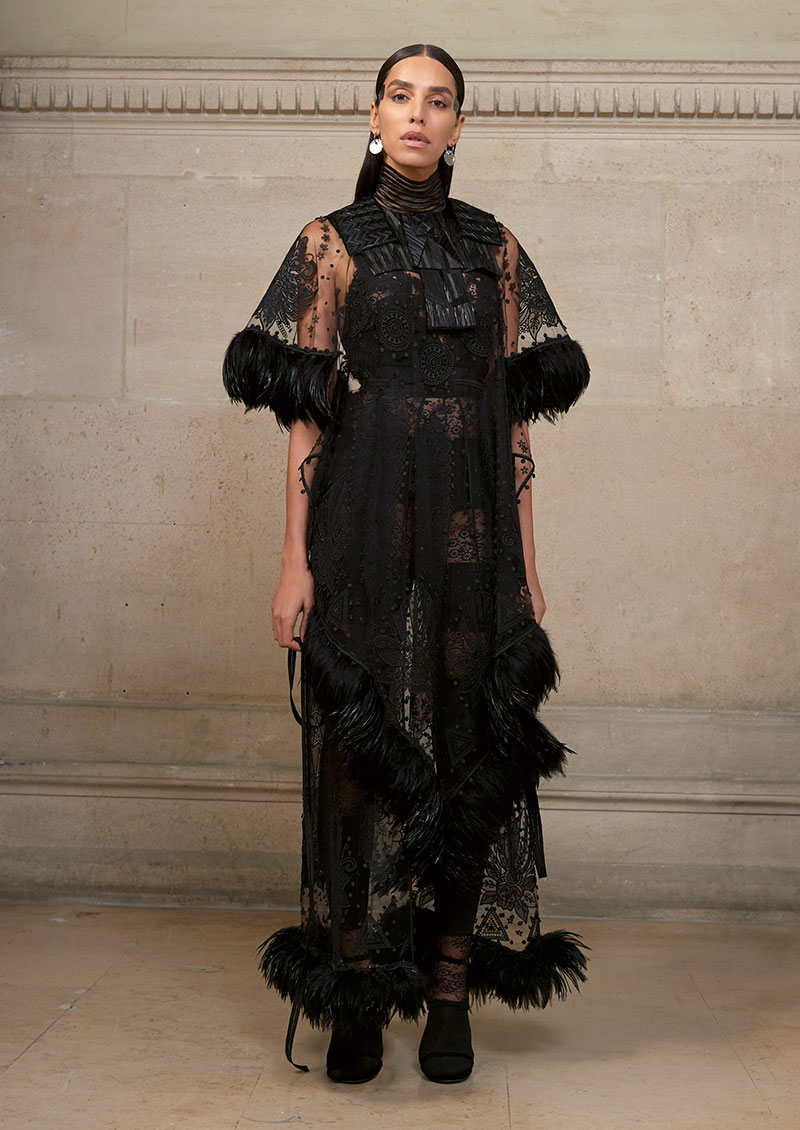 Givenchy Couture Spring 2017