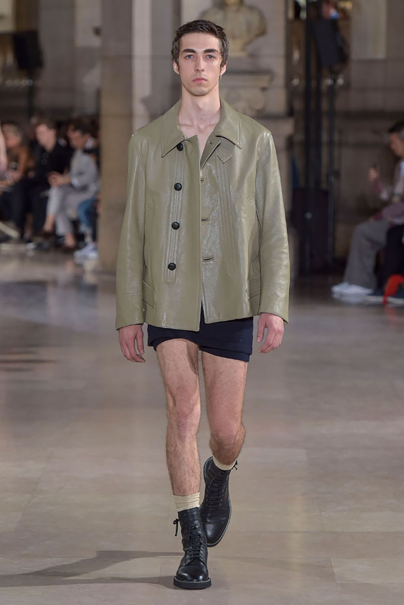 Maison Margiela, spring summer 2017, Paris Men's Fashion Week, France - 24 June 2016