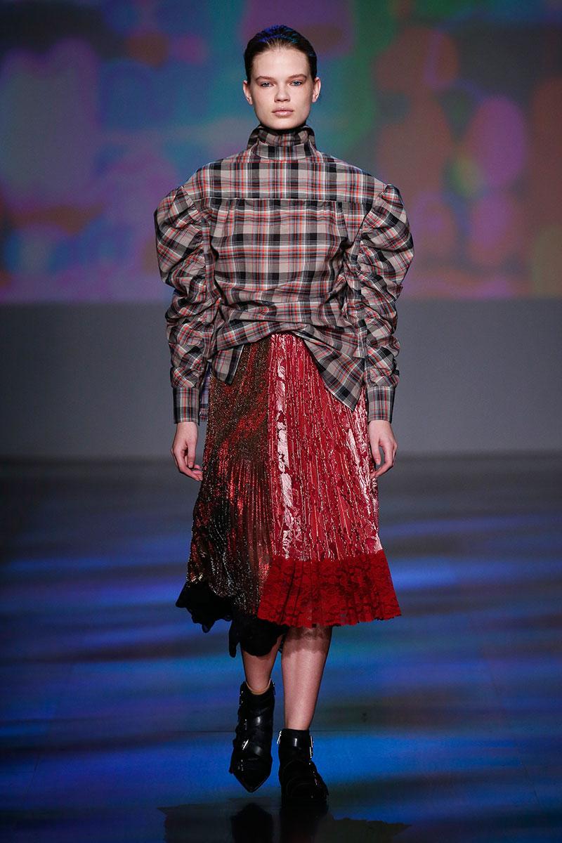 Vivienne Tam Fall 2017