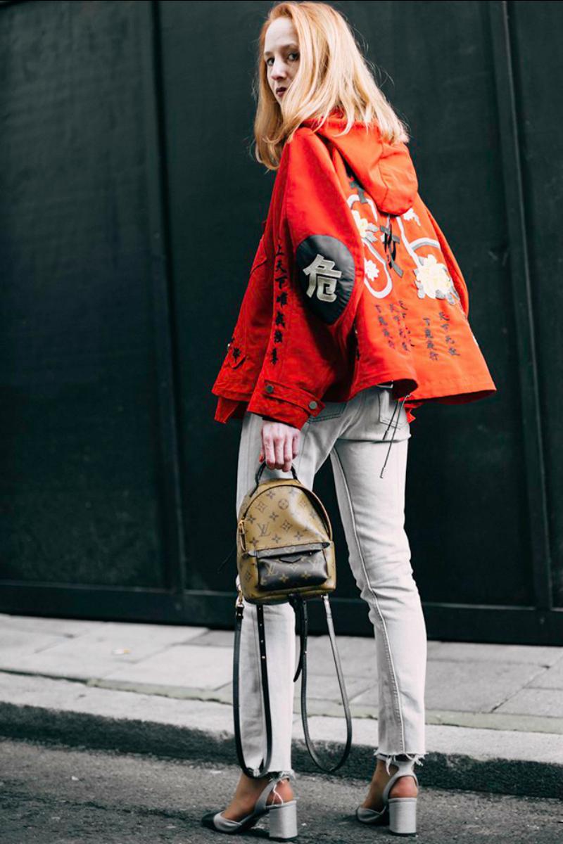 LFW Fall 2017 Street Style