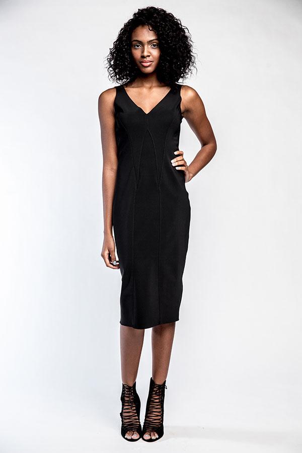 Mina-dress-black