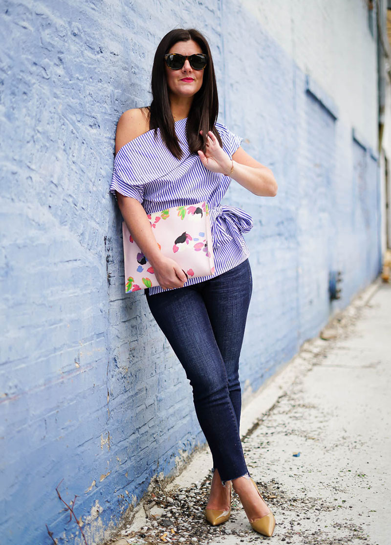 chicago fashion bloggers, Anna Baun