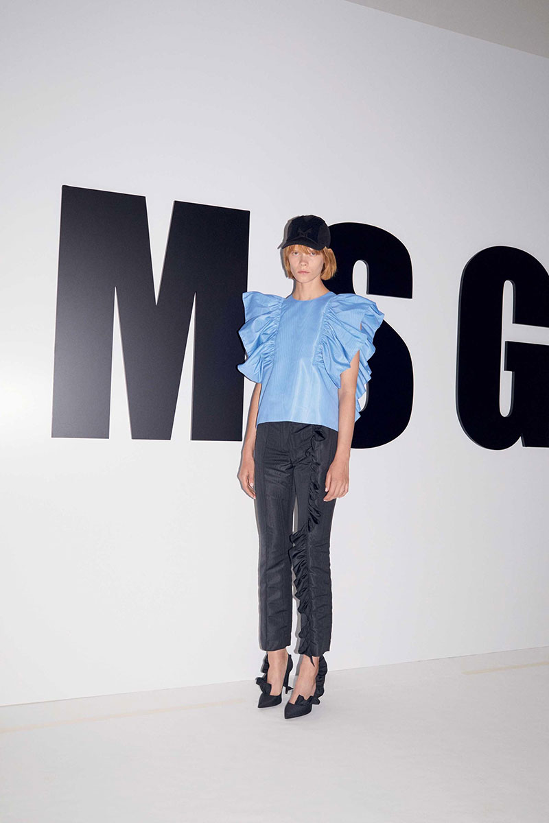 MSGM Resort 2018