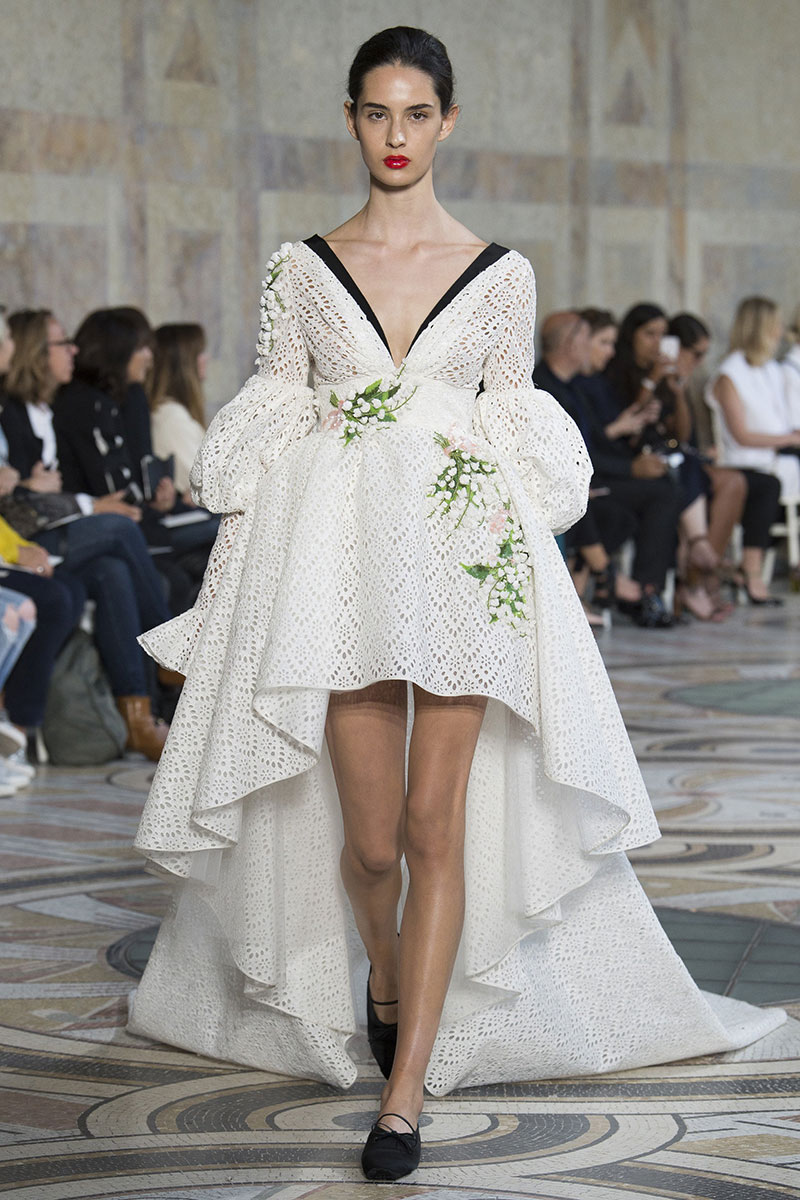 Giambattista Valli Couture Fall 2017