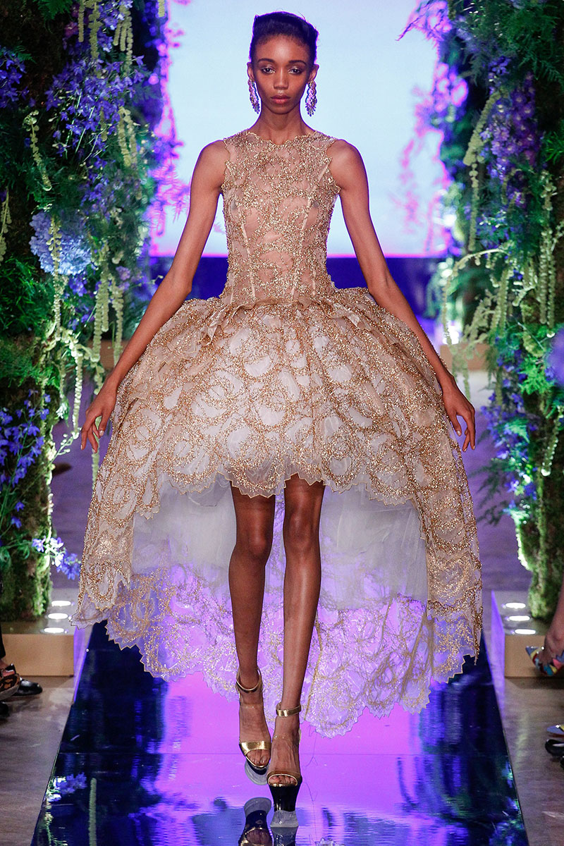 Guo Pei Couture Fall 2017