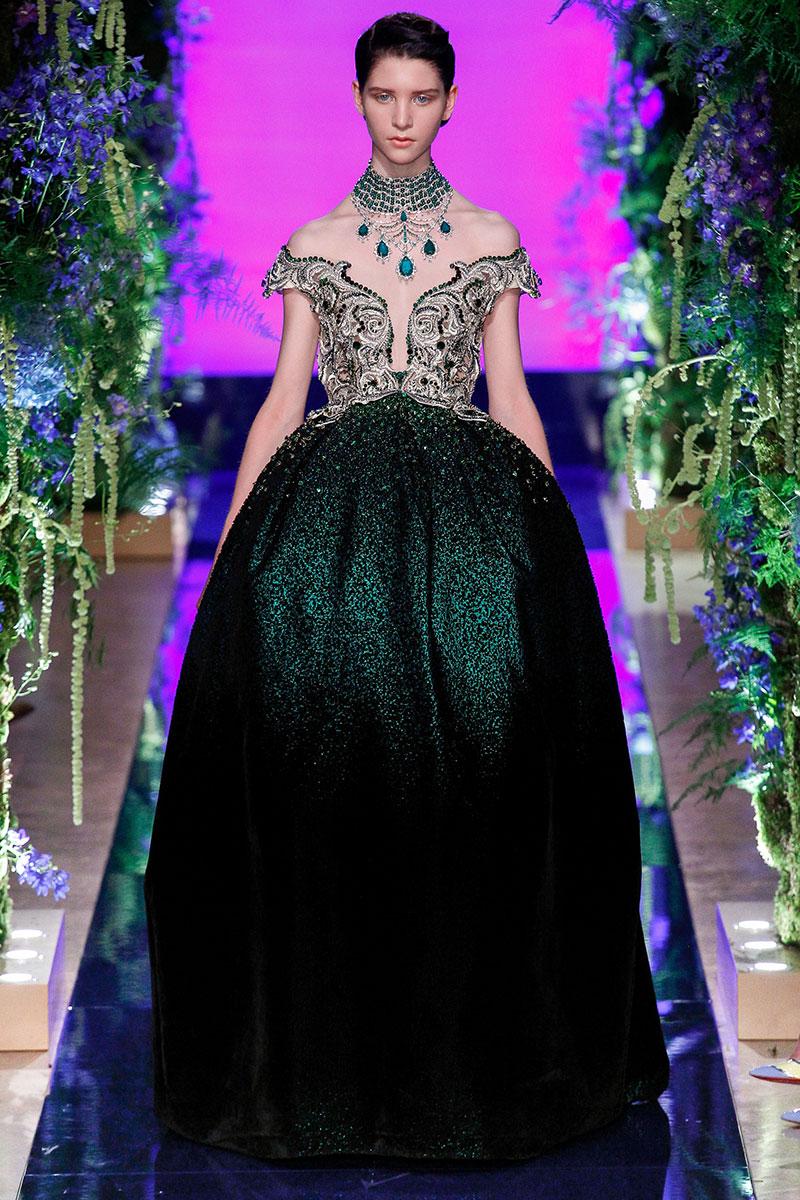 Guo Pei Couture Fall 2017
