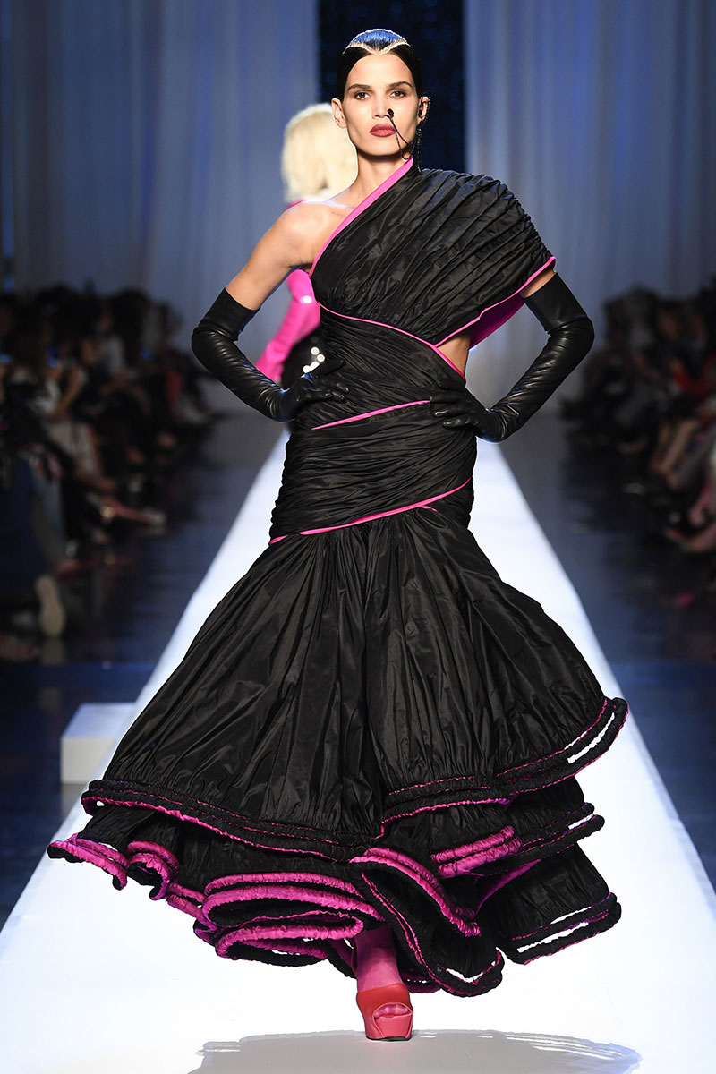Jean Paul Gaultier Couture Fall 2017