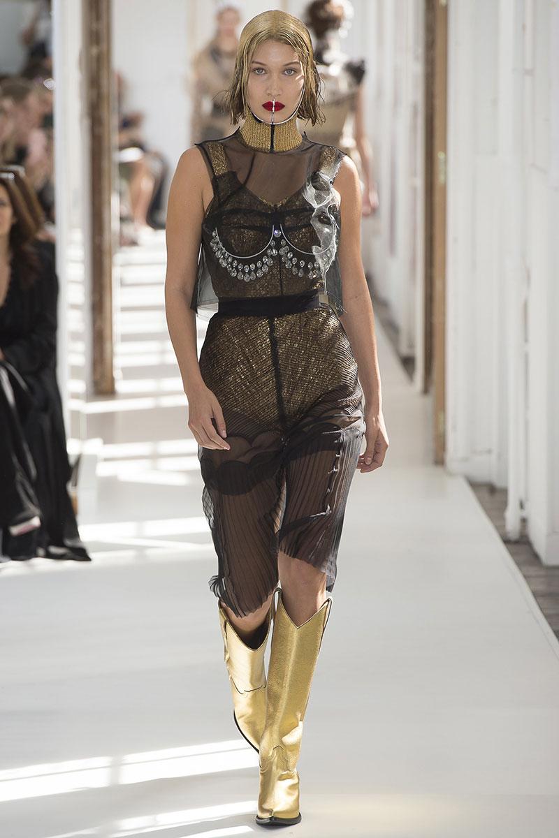 Maison Margiela Couture Fall 2017
