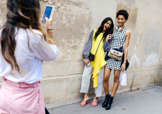 Street Style Paris Couture Fall 2017