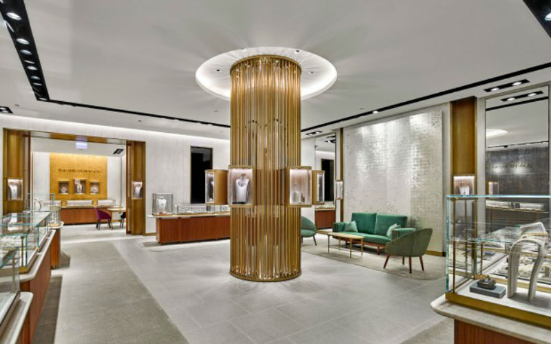 8d80d3ec392ec The New David Yurman Michigan Avenue Boutique is Everything You Want from a  Fine Jewelry Store