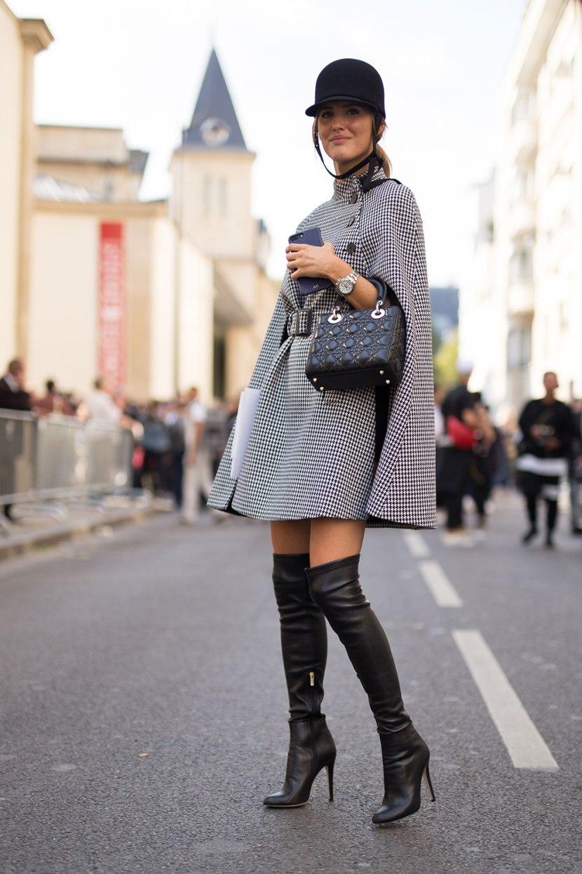 49 Seriously Chic Paris Fashion Week Spring 2018 Street