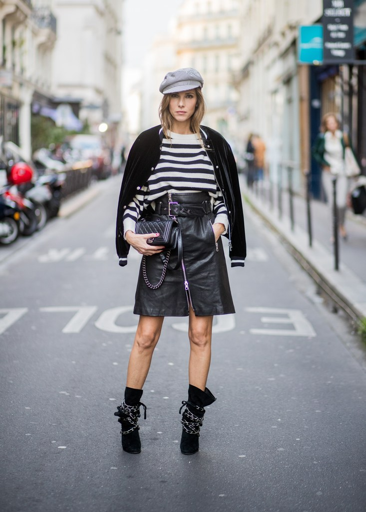 49 Seriously Chic Paris Fashion Week Spring 2018 Street Style Looks Fashionfiles