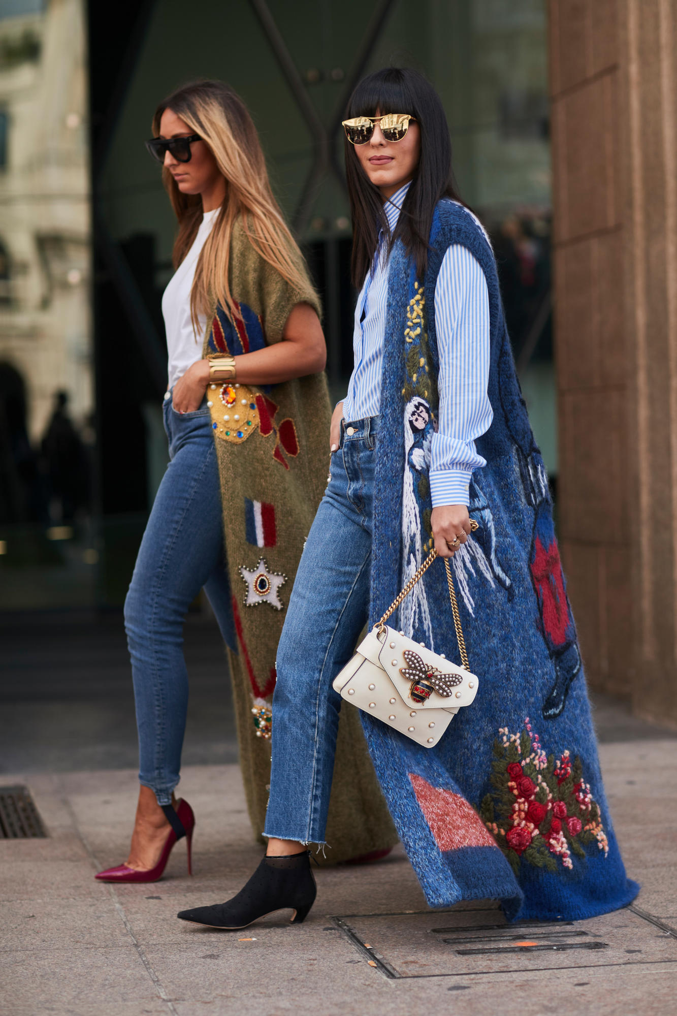 Yes The Milan Fashion Week Street Style Spring 2018 Was Really Good And Yes It 39 S A Must See