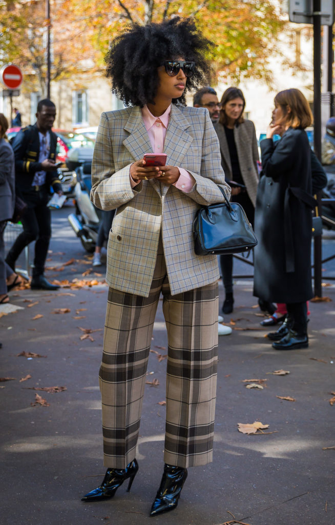 fall 2017 trends, gray blazer