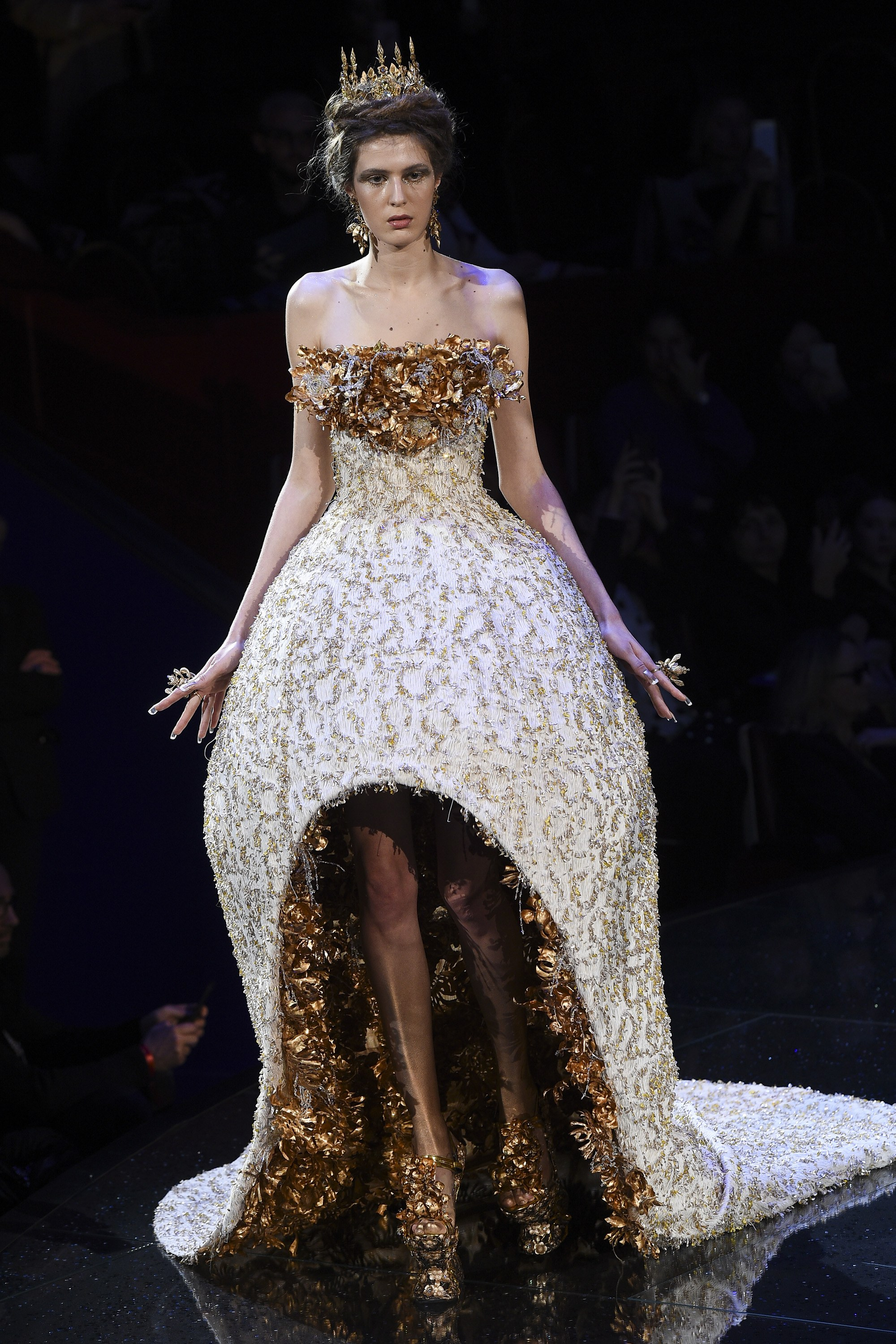 Top 20 Couture Spring 2018 Looks - FashionFiles