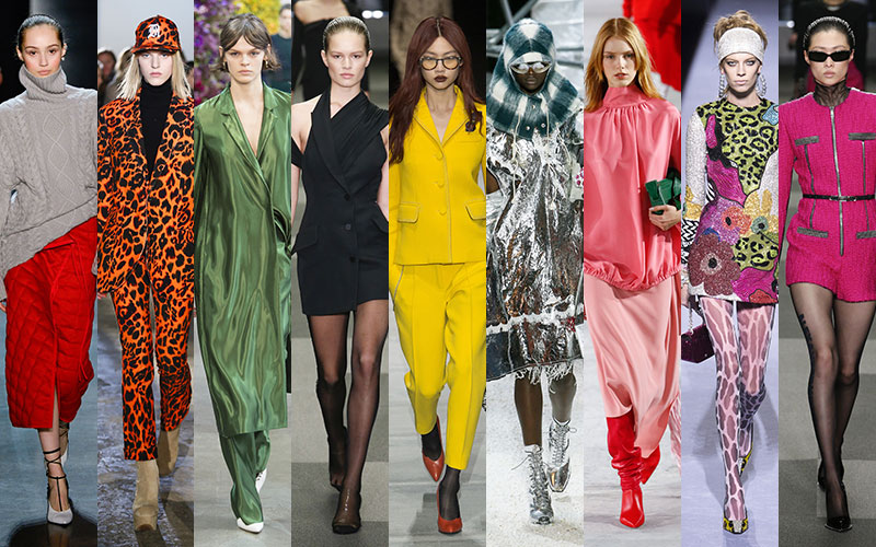 The ten color trends for Spring Summer 2018 93