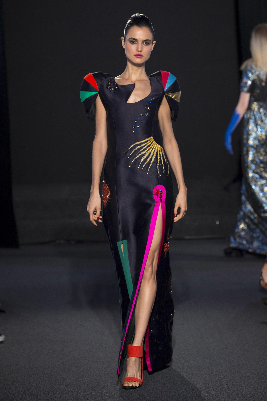 Ronald van der Kemp Couture Spring 2018