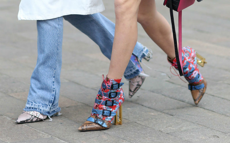 db34ae08d5 The Top Shoe Trends Spring 2018 are Here - FashionFiles